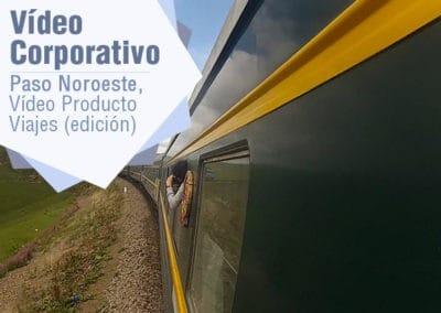 Paso Noroeste viajes – Vídeo Servicio – José Villaescusa Portfolio