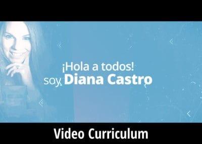 Video Curriculum Diana Castro