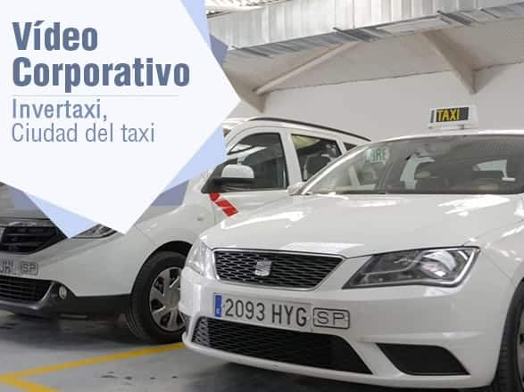 Vídeo Corporativo Invertaxi