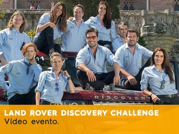 Land Rover Discovery Challenge