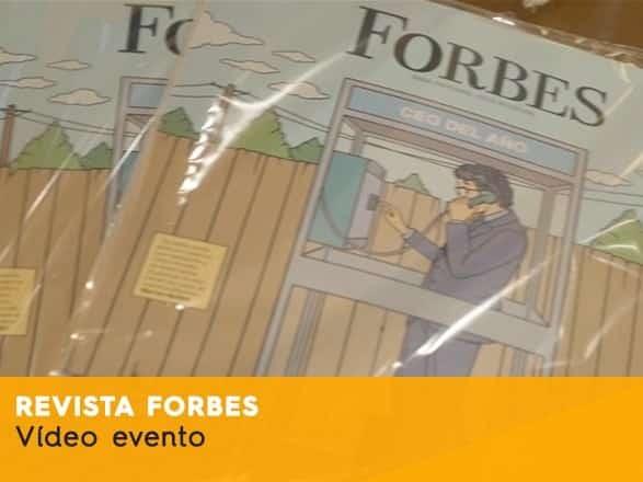 Forbes Evento Mejor CEO 2016