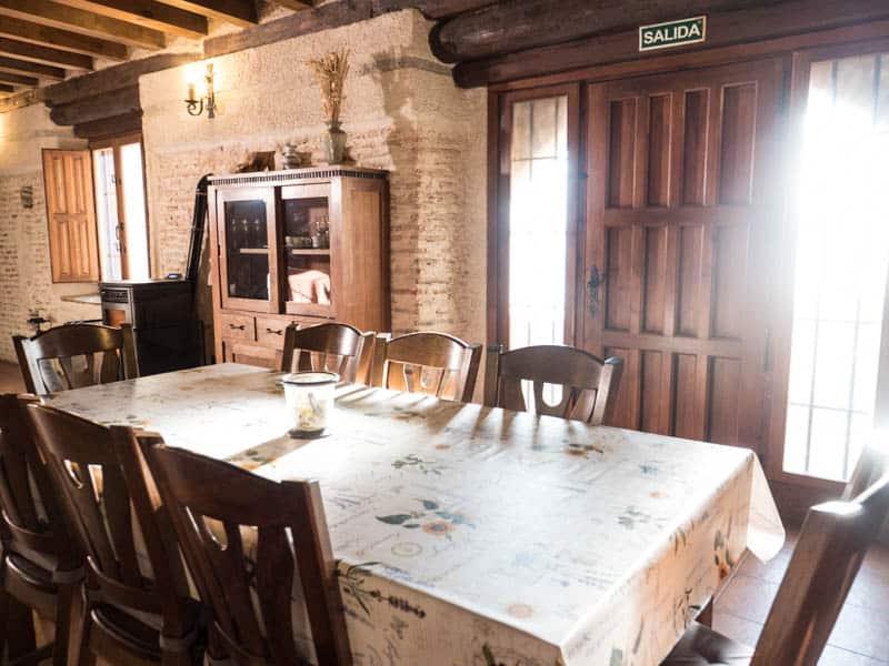 Sesión de fotografía Real Estate Casa Rural José Villaescusa Producciones