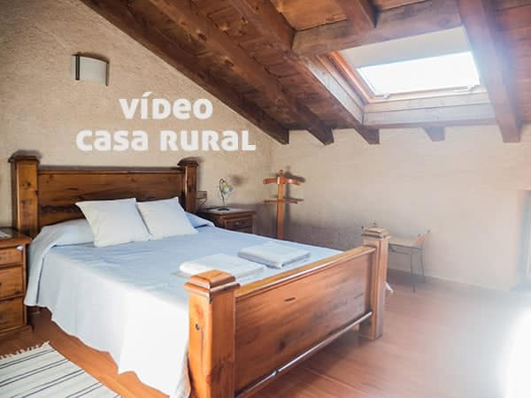 Vídeo Casa Rural José Villaescusa Producciones Real Estate