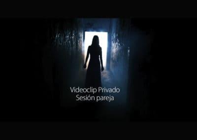 Videoclip privado – sesión de pareja