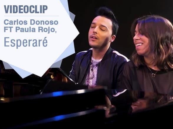 Esperare videoclip Carlos Donoso