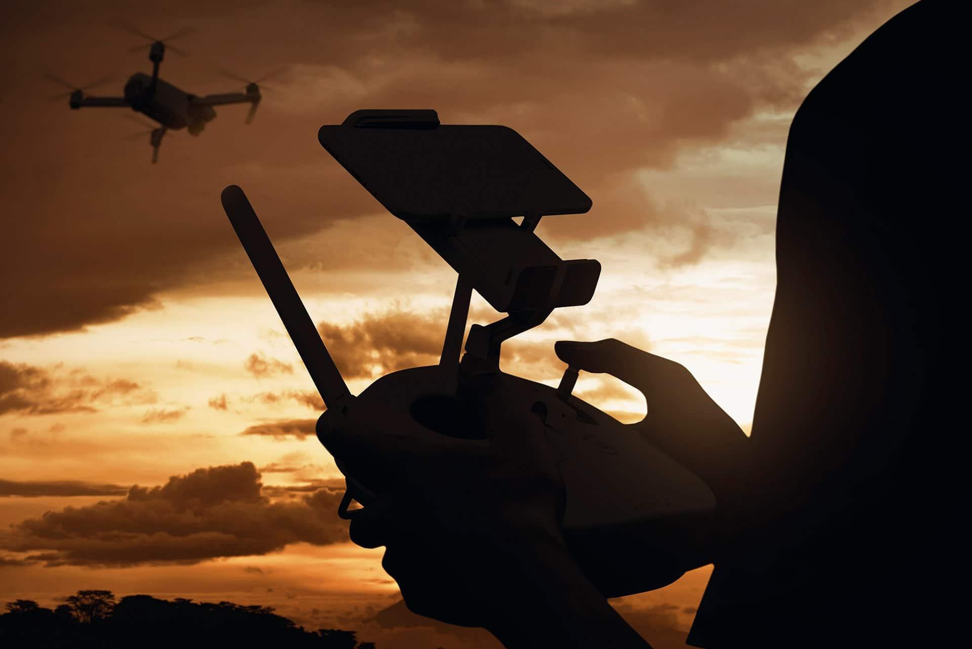 dron 2 Producción audiovisual para realizar vídeo promocional