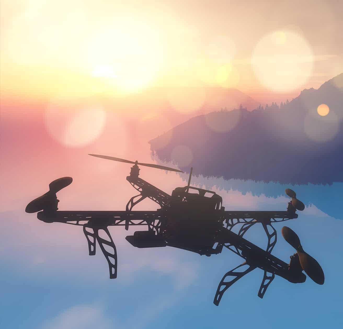 dron 6 Producción audiovisual para realizar vídeo promocional
