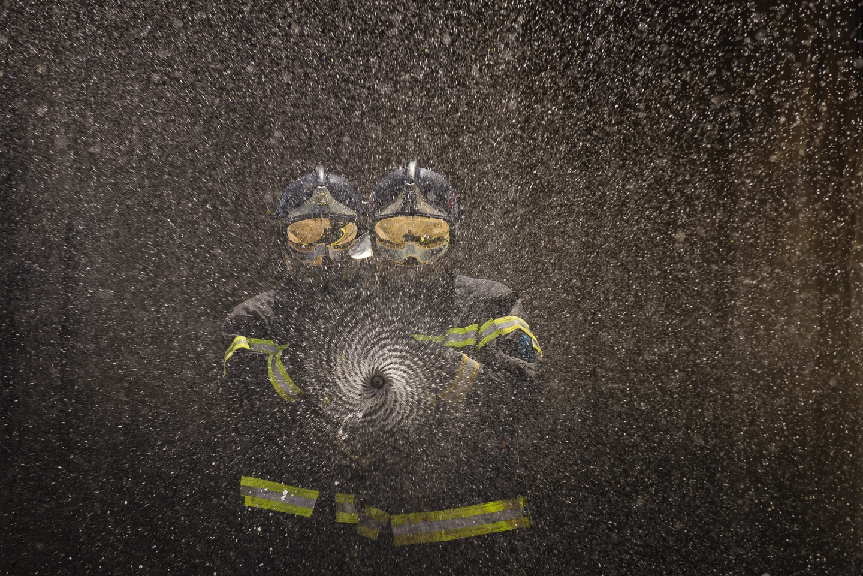 Daniel Haro fotografía bomberos madrid 7
