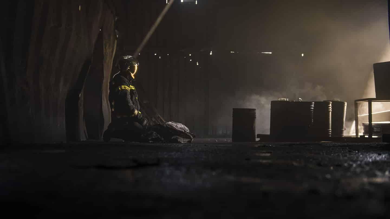 Daniel Haro fotografía bomberos madrid 8