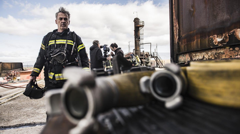 Daniel Haro fotografía bomberos madrid 3