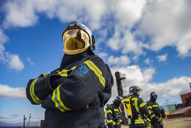 Daniel Haro fotografía bomberos madrid 4