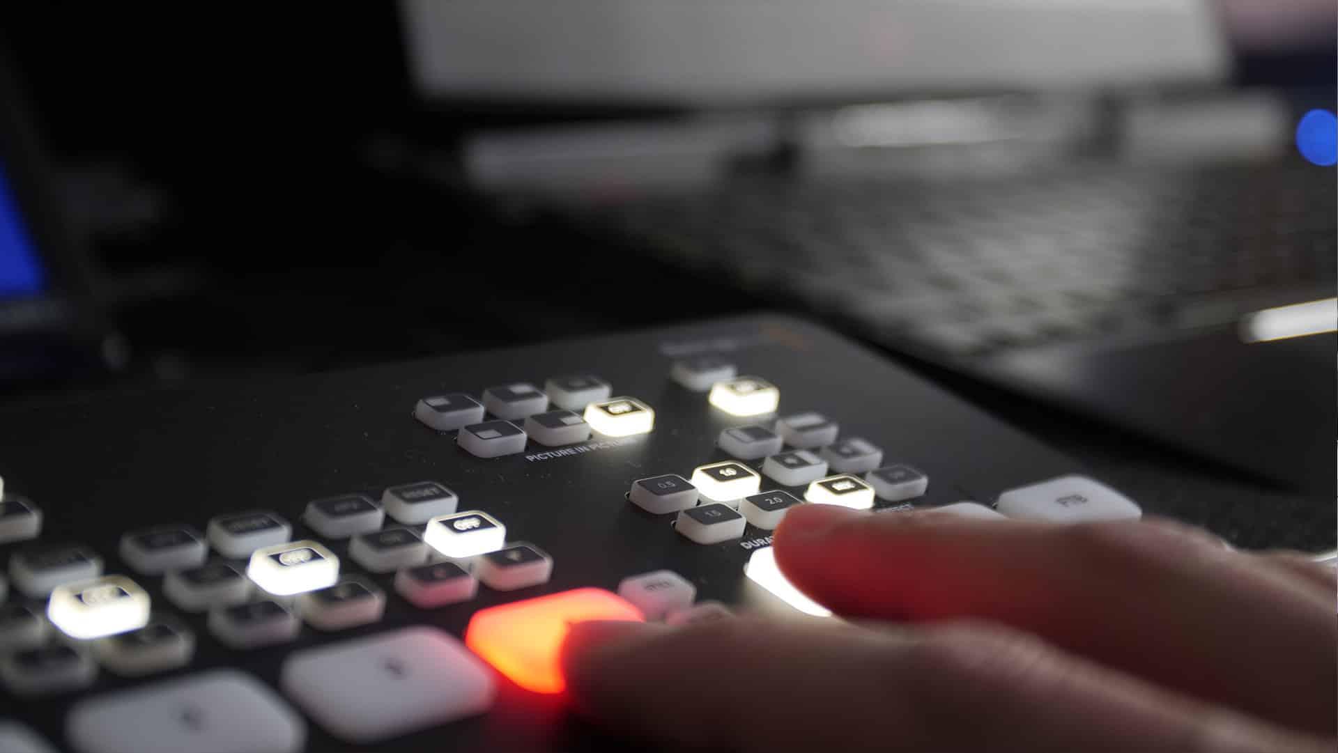 vídeo streaming presupuesto económico Madrid José Villaescusa Producciones mesa de vídeo